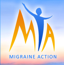 migraine action charity image